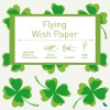 Flying Wishpaper Mini clovers