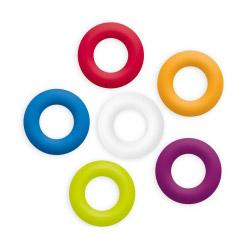 Topfuntersetzer Loop Bunt