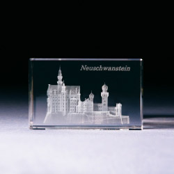 Glasblock - Neuschwanstein