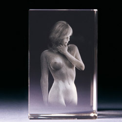 Glasblock - Nude