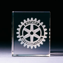 Glasblock - Rotary Club