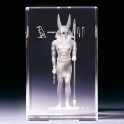 Glasblock - Anubis