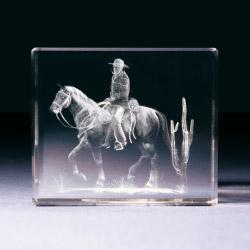 Glasblock - Cowboy