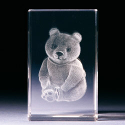 Glasblock - Teddy