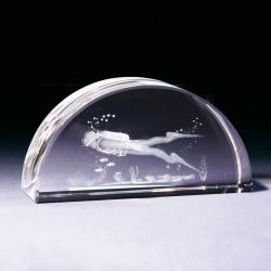 Glasbogen - Taucher