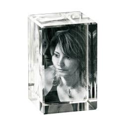 3D  Glasbild - Foto im Glas