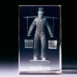Glasblock - Hummel Hamburg