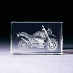 Glasblock - Motorrad 2