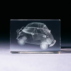 Glasblock - Isetta