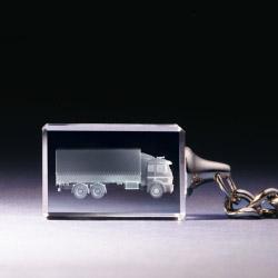 Schlüsselanhänger - LKW