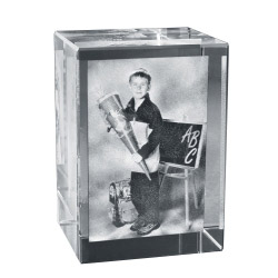 2D Foto in Glas 200x100x50 hoch