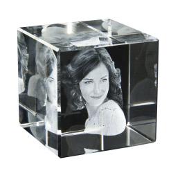 3D Würfel selbststehend