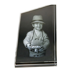 3D Glasfoto TOWER S 1-2 Personen