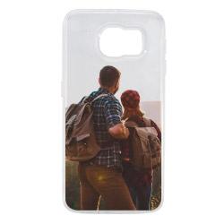 Foto Handyhülle transparent für Galaxy S6