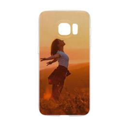Foto Handyhülle transparent für Galaxy S7