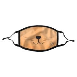 Lamask Mund-Nasen-Bedeckung LEOPARD