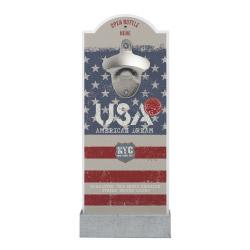 Wand-Flaschenöffner - USA