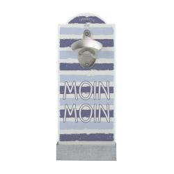 Wand-Flaschenöffner MOIN MOIN