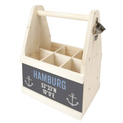 Beer Caddy HAMBURG KOORDINATEN