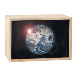 Lightbox ERDE 30x20 cm