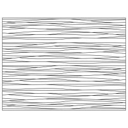 Tischset Vinyl Lines