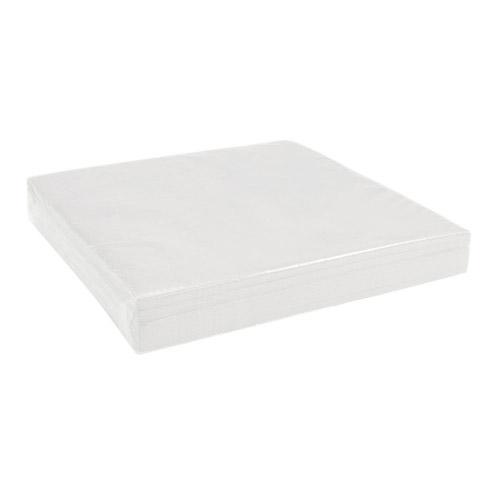 Servietten Weiß, 50 Stück