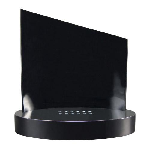 Clarisso LED Sockel oval 200 x 100 x 30/210
