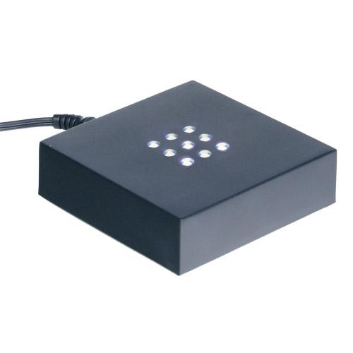 Leuchtsockel - weiße LEDs