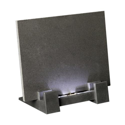 kunststoffsockel mit led beleuchtet gr e l contento. Black Bedroom Furniture Sets. Home Design Ideas
