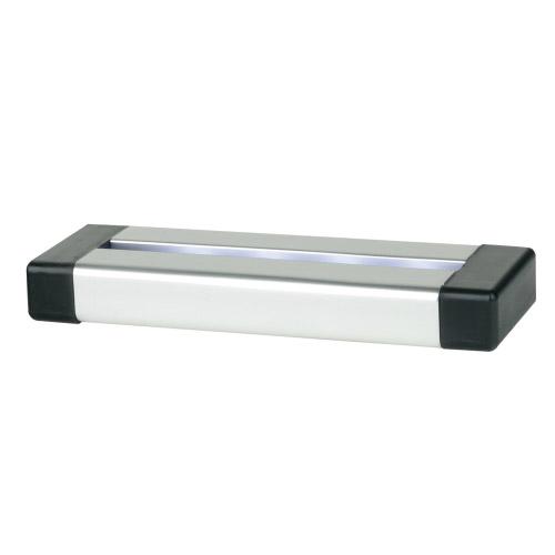 Alusockel unbeleuchtet - 90x40x15mm