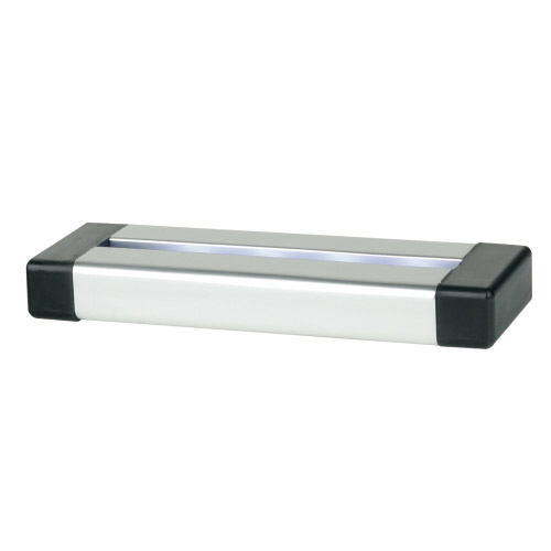 Alusockel unbeleuchtet - 115x40x15mm