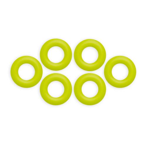 Topfuntersetzer Loop Grün