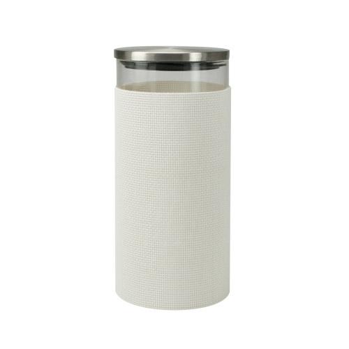 Lagerglas Storah L grau