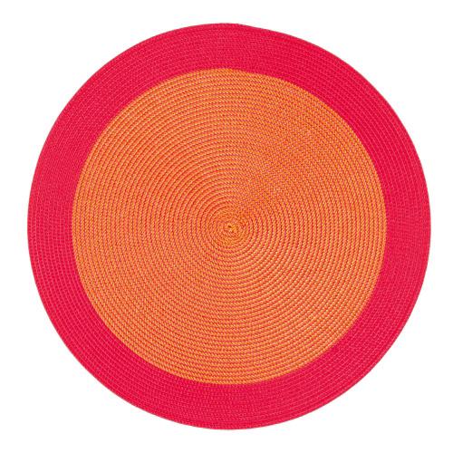 Tischset Maya orange