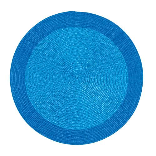Tischset Maya blau
