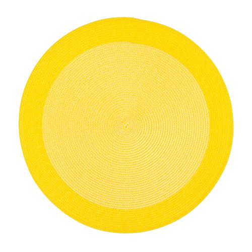 Tischset Maya gelb