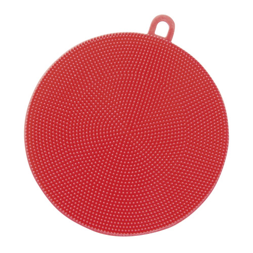 Wipsy Silikon Spülschwamm Rot