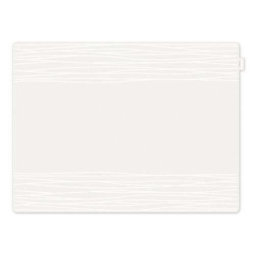 Tischset Jay weiße Streifen