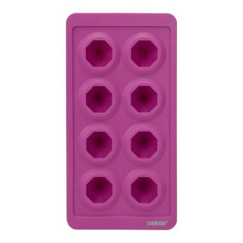 Eiswürfelform Brilliant pink