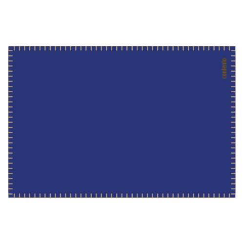 Filz-Tischset Filina blau