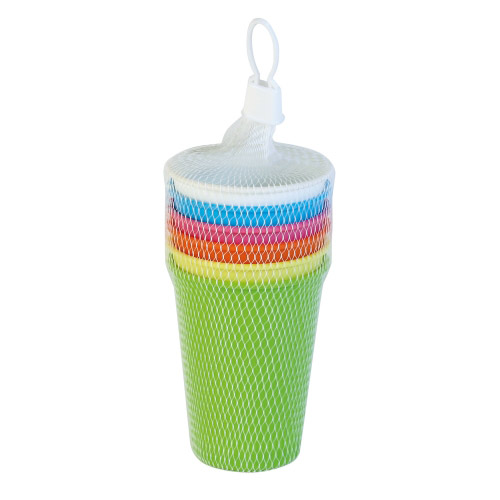 Becher Set picnic bunt