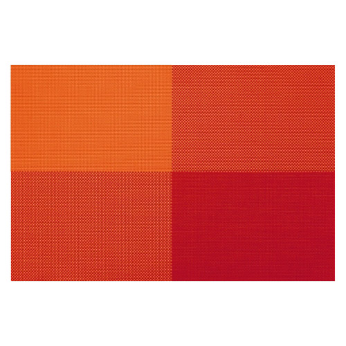 Tischset orange
