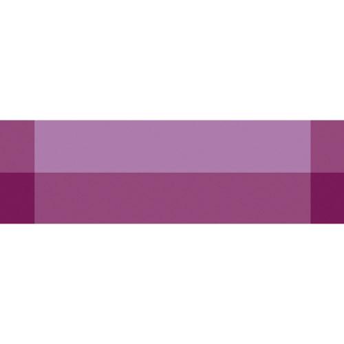 Tischläufer Zarah lila Rechtecke