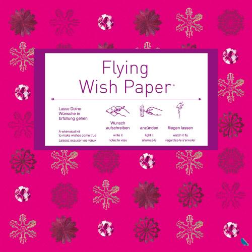 Flying Wish Paper Big Kit Xmas