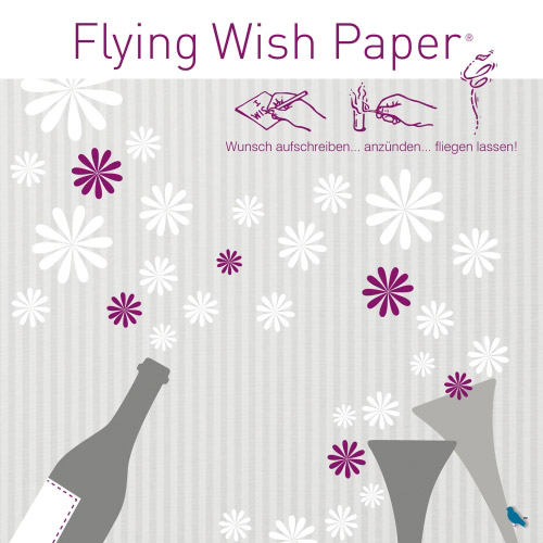 Flying Wish Paper Party