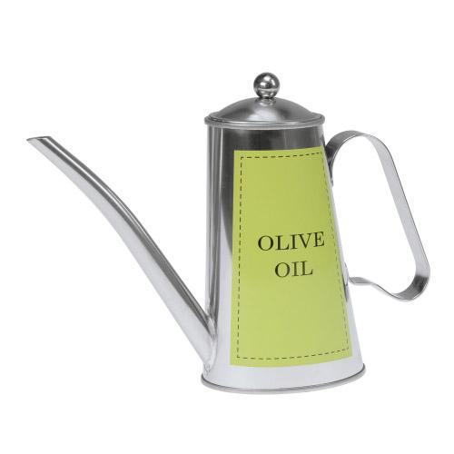 Olivenöl-Kanne Olivia grün