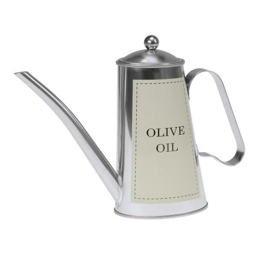 Olivenöl-Kanne Olivia creme