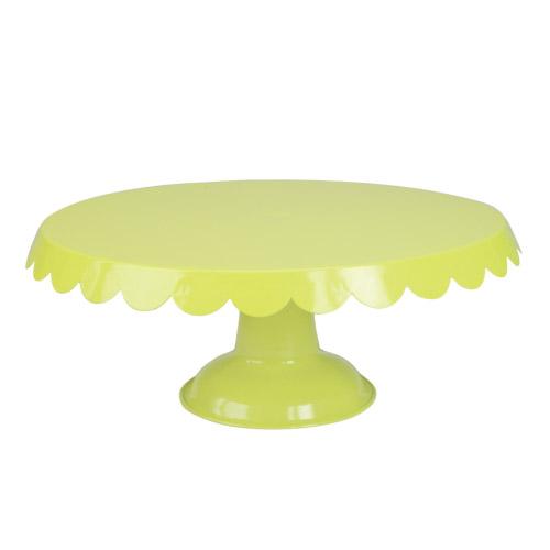 Kuchenplatte Pauline M grün