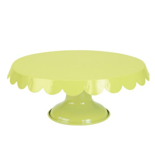 Kuchenplatte Pauline S grün