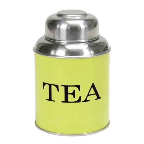 Teedose Tea grün